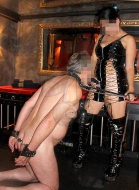 Willst du meine Sklavensau sein  - Herrin Lara 24, CH 30742594