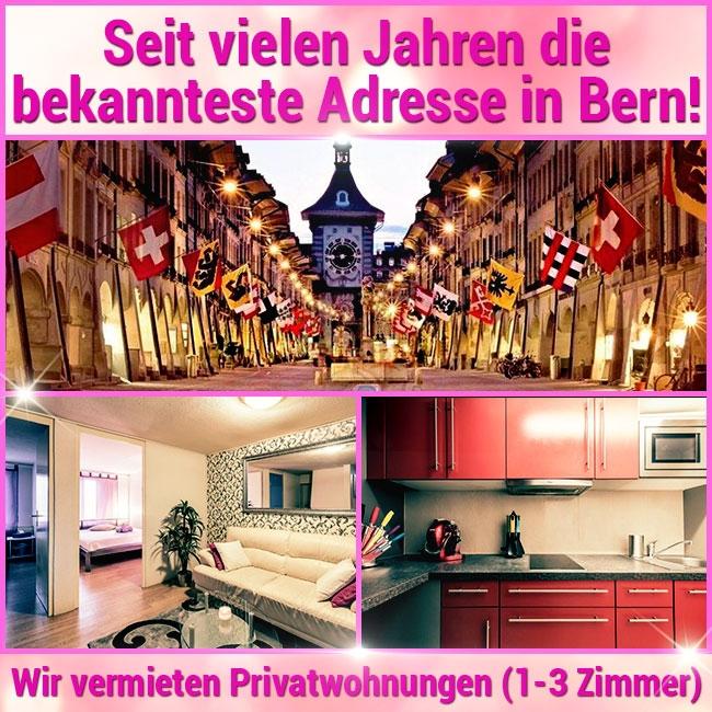 Erotikanzeige von Bern - Private Appartements